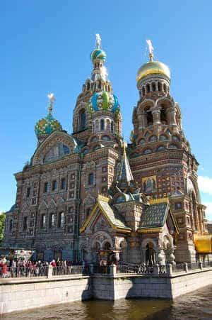 Viaggio organizzato in Russia con il tour operator Esitur