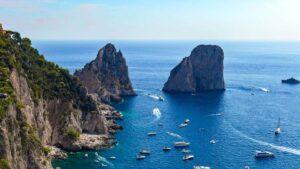Costiera Amalfitana Sorrento Capri Amalfi Positano