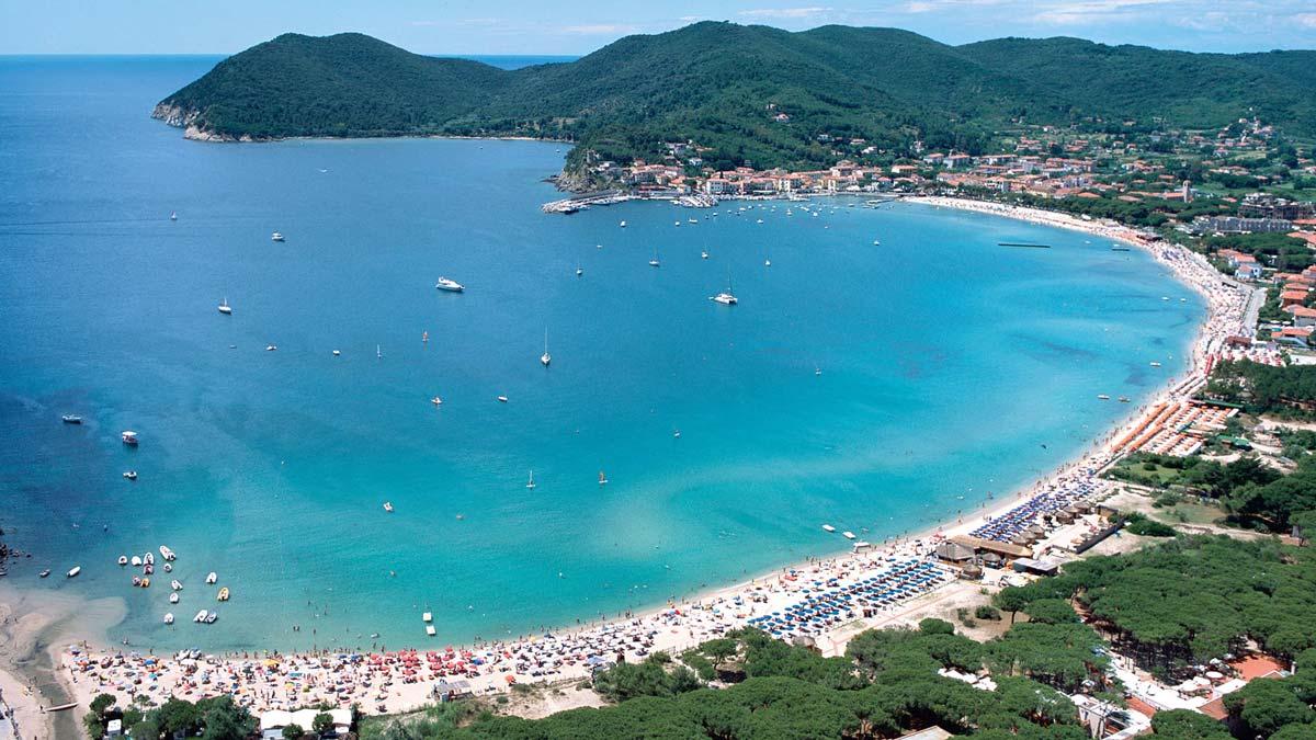 Viaggio organizzato all'Isola D'Elba