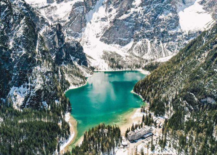 Lago di Braies ad un passo dal cielo viaggi organizzati in pullman