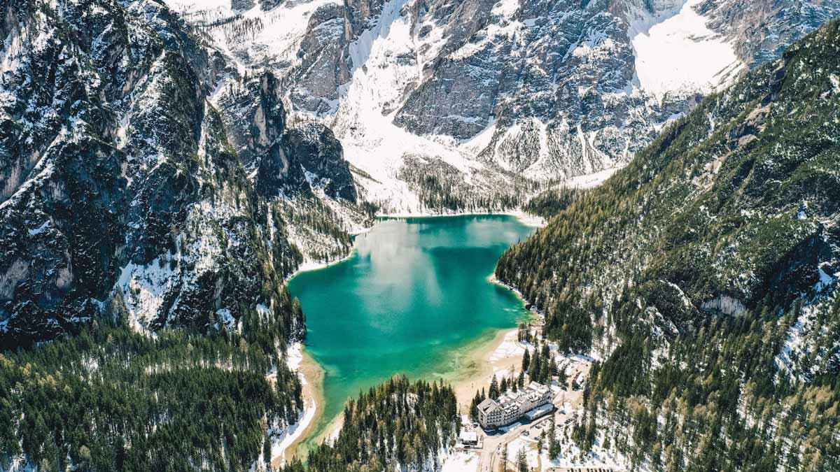 Lago braies viaggi organizzati in pullman