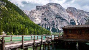 Lago di braies e Vajont viaggi organizzati