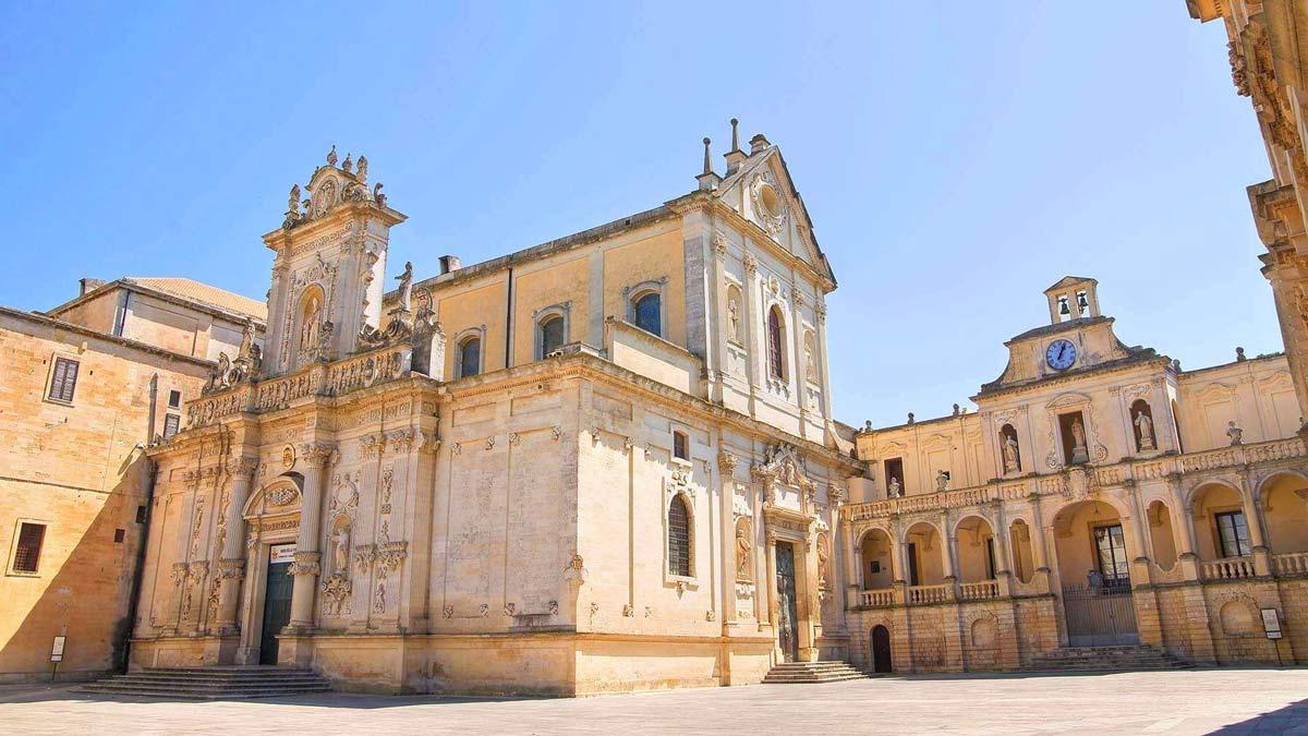 Lecce - Gallipoli - Santa Maria di Leuca