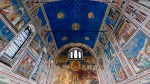 Padova cappella scrovegni viaggiodalle marche