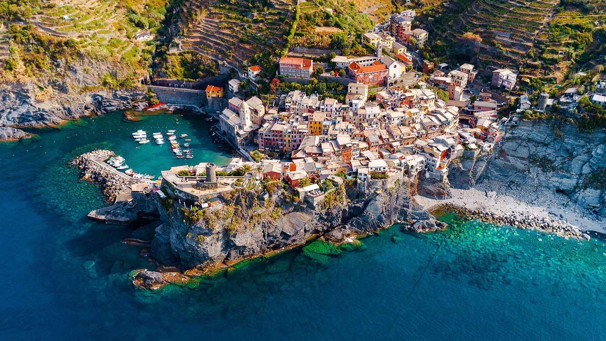 Portofino genova vacanze organizzate in pullman