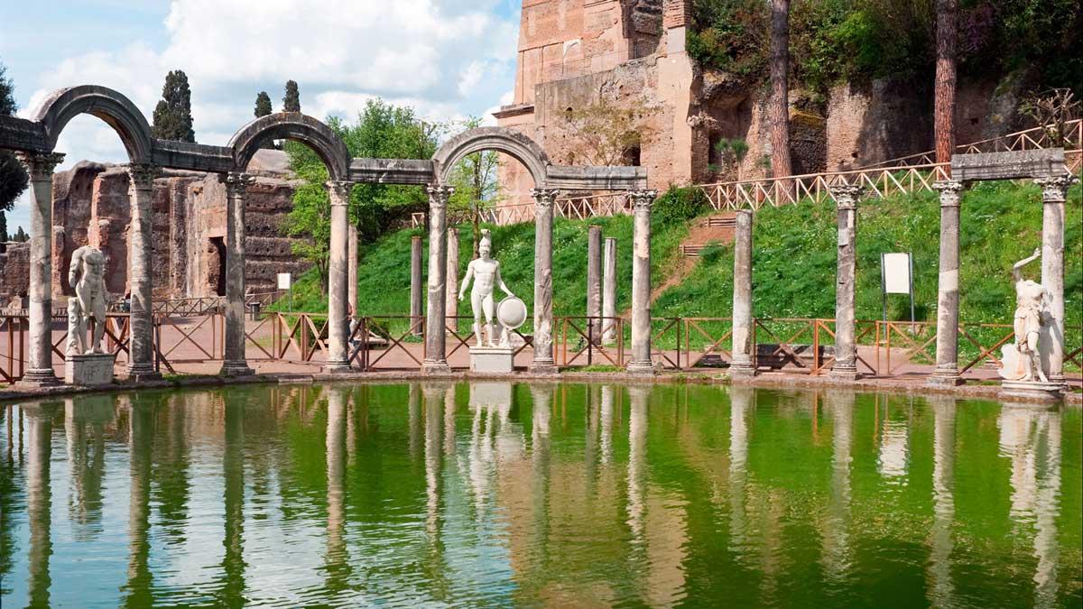 Tivoli villa adriana viaggio organizzato
