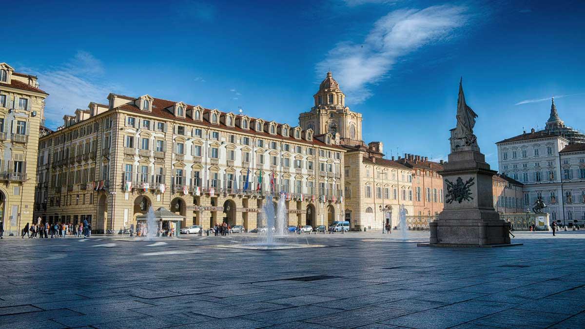 Torino citta viaggi organizzati in pullman
