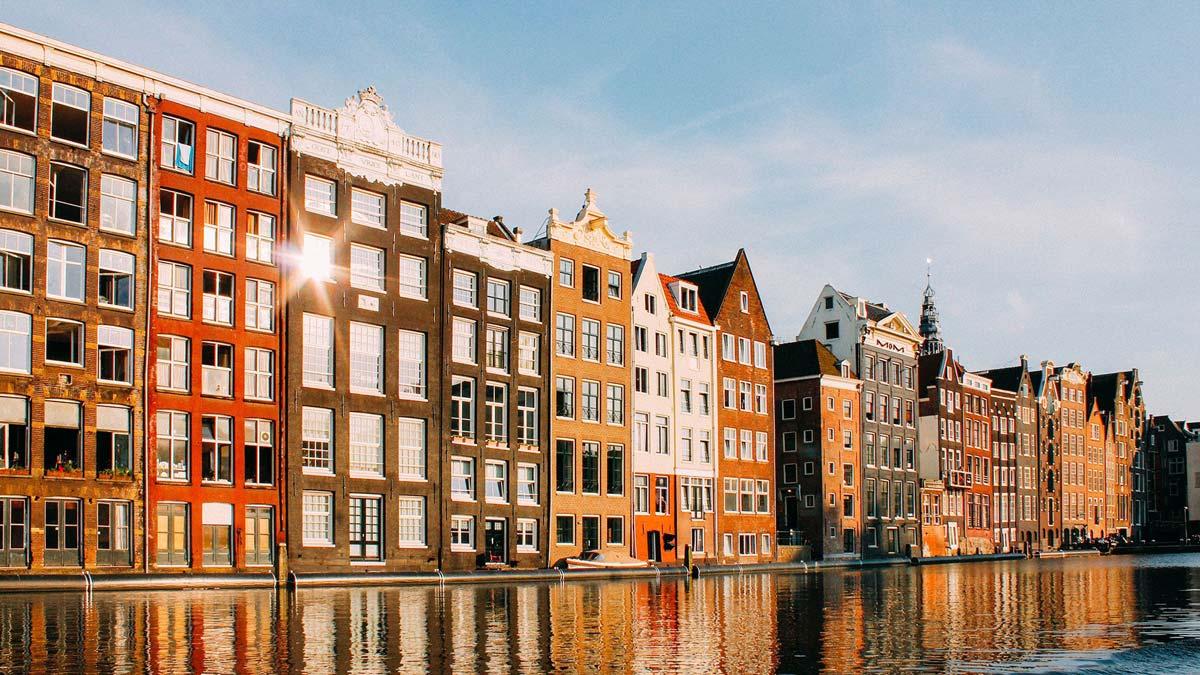 vacanza organizzata in estate ad agosto per amsterdam