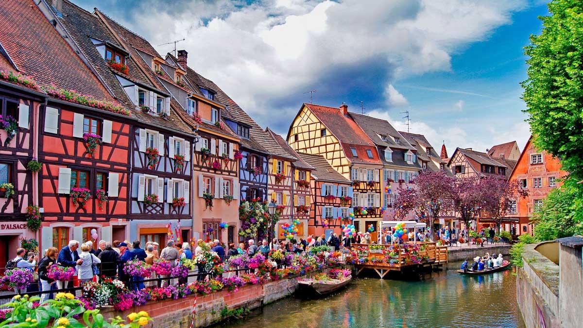 Mercatini di Colmar - Strasburgo - Baden Baden - Friburgo - Zurigo