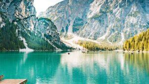 Laghi delle Dolomiti Braies Carezza Misurina