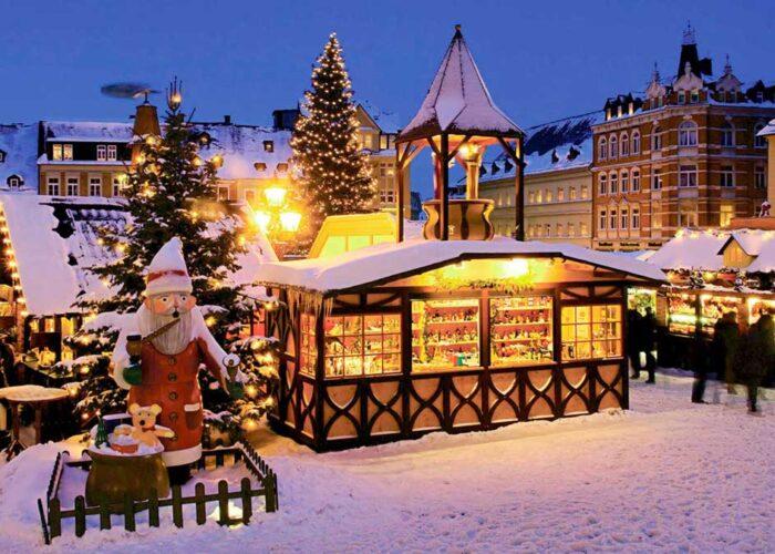 Mercatini di Natale Bolzano e Merano viaggi in pullman organizzati