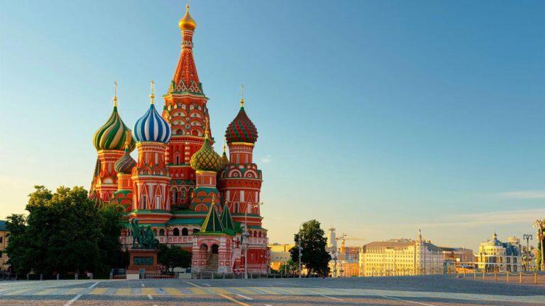 viaggio organizzato dal tour operator esitur a Mosca a settembre dalla russia con amore