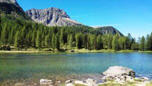 vacanza organizzata in pullman in estate in montagna in Italia