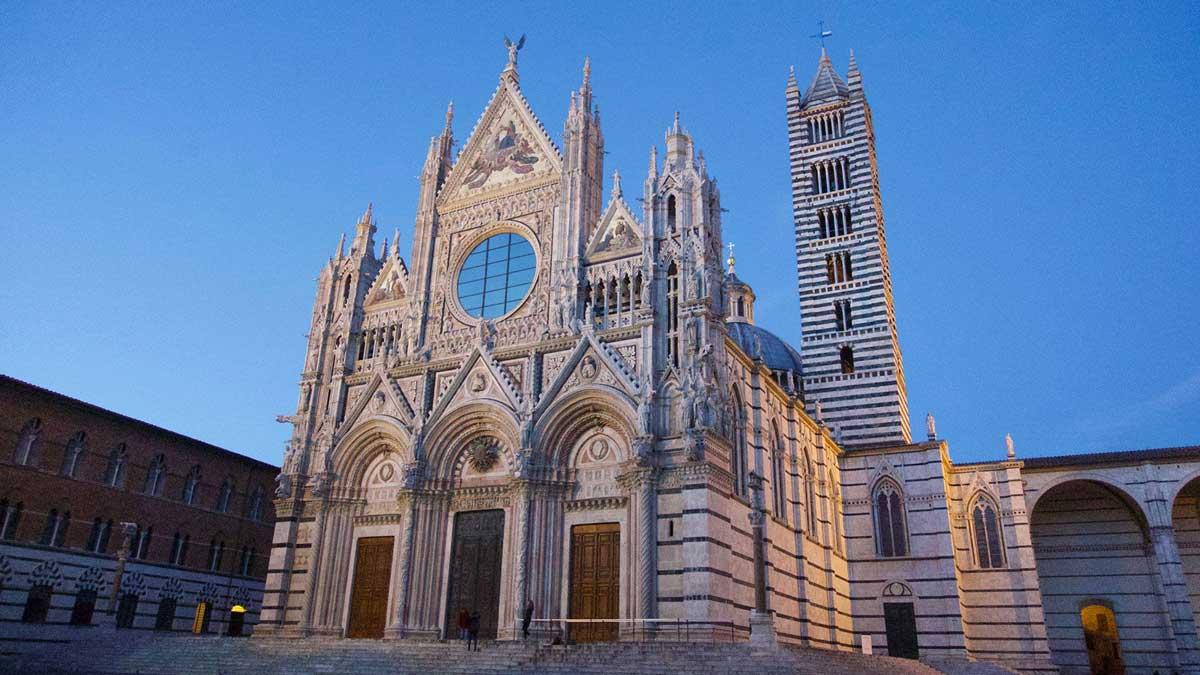 Siena - Volterra - San Gimignano