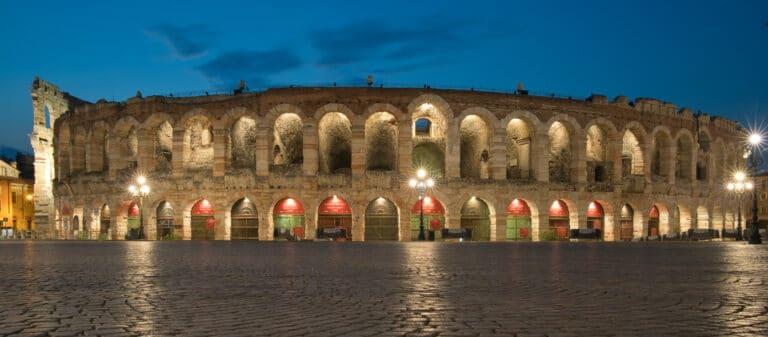 Verona e Lago di Garda viaggi organizzati