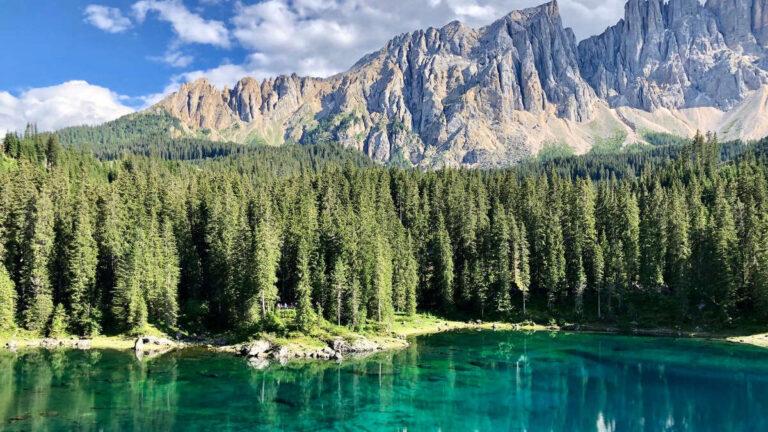 I laghi delle Dolomiti viaggi organizzati