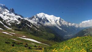 Viaggi organizzati in montagna in estate in valle d'aosta