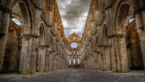 San Galgano e Cortona