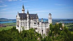 Bressanone - Castello di Neuschwanstein - Fussen - Ulm - Augusta - Monaco