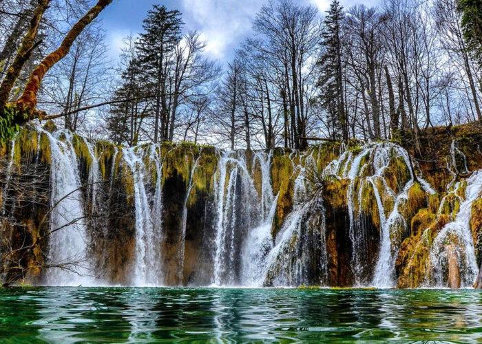 viaggi organizzati foliage ai laghi di plitvice in pullman